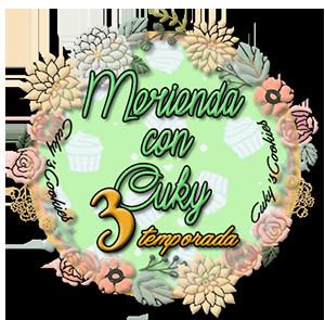 Logo Merienda tercera temporada Verde - peque